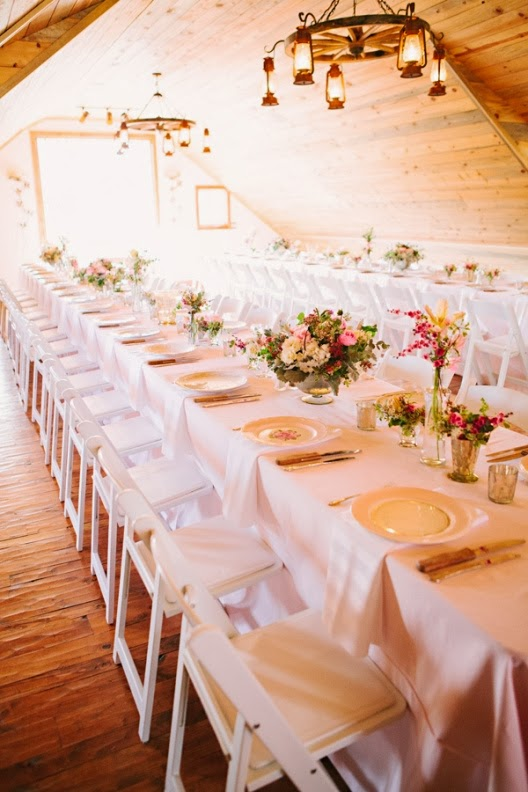 rustic glam wedding