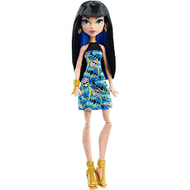 Monster High Cleo de Nile How do you Boo Doll