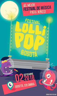 FESTIVAL LOLLIPOP No. 2 2018