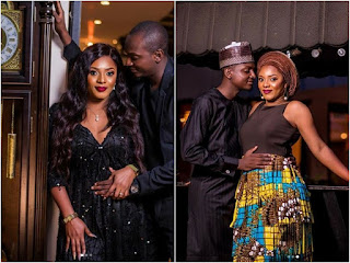Charlse Idibia and lover