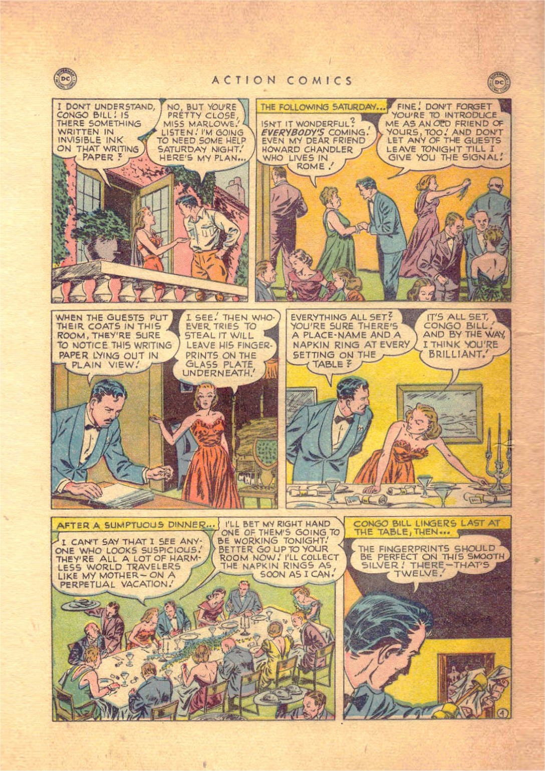 Read online Action Comics (1938) comic -  Issue #138 - 35