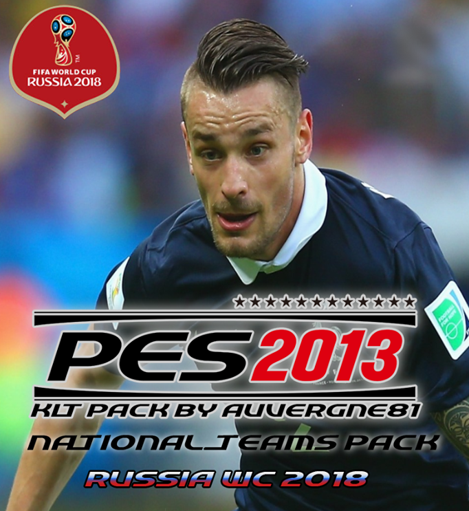 602c6799ad6 PES 2013 National Teams Kitpack 2018 Update 21 05 2018 by Auvergne81 ...