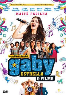 Gaby Estrella: O Filme - HDRip Nacional