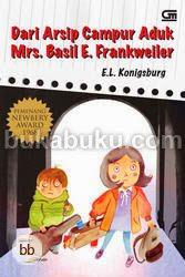 review buku el konigsburg buku dari arsip campur aduk mrs basil e frankweiler