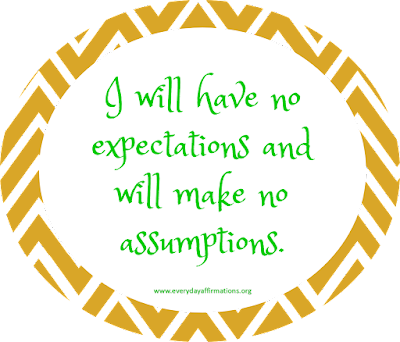 Daily Affirmations 4 March 2016