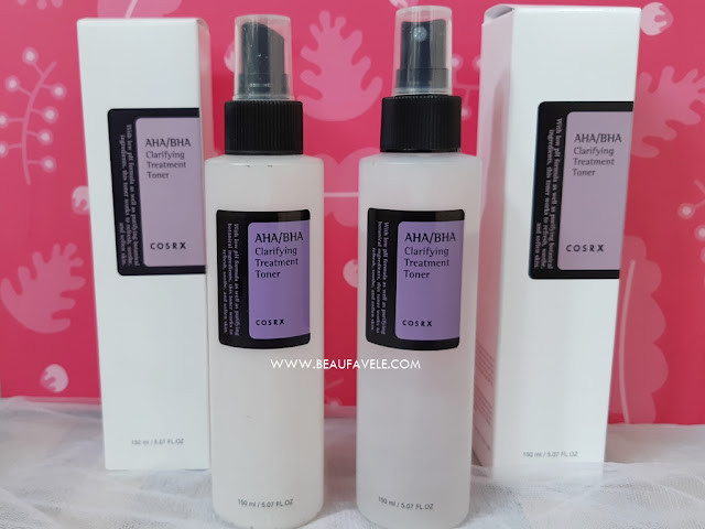 Toner COSRX untuk kulit sensitif
