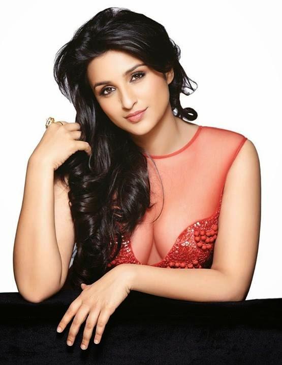Bollywood Actress Parineeti Chopra Hot Pics And Hd Wallpapers 2015