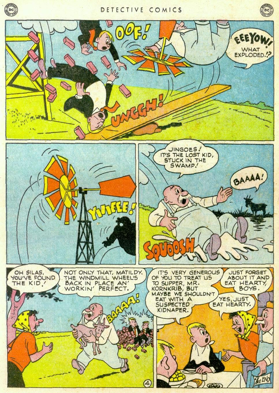 Read online Detective Comics (1937) comic -  Issue #163 - 35