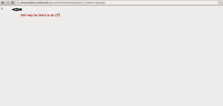 Web Security Log
