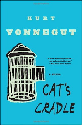 https://www.amazon.com/Cats-Cradle-Novel-Kurt-Vonnegut/dp/038533348X/ref=sr_1_1?ie=UTF8&qid=1473115118&sr=8-1&keywords=vonnegut