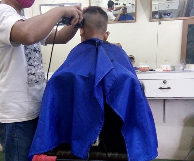 Cukur Rambut di Saat Yang Tidak Tepat dan Salah Masuk Salon Plus-Plus