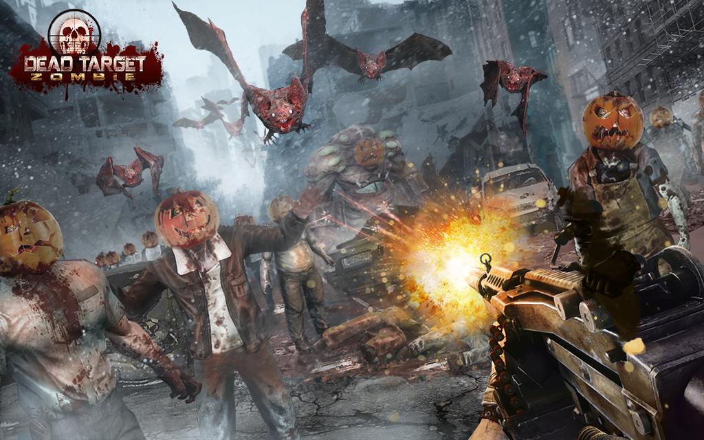Image result for DEAD TARGET: Zombie mod apk