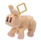 Minecraft Rabbit Jazwares 3 Inch Plush