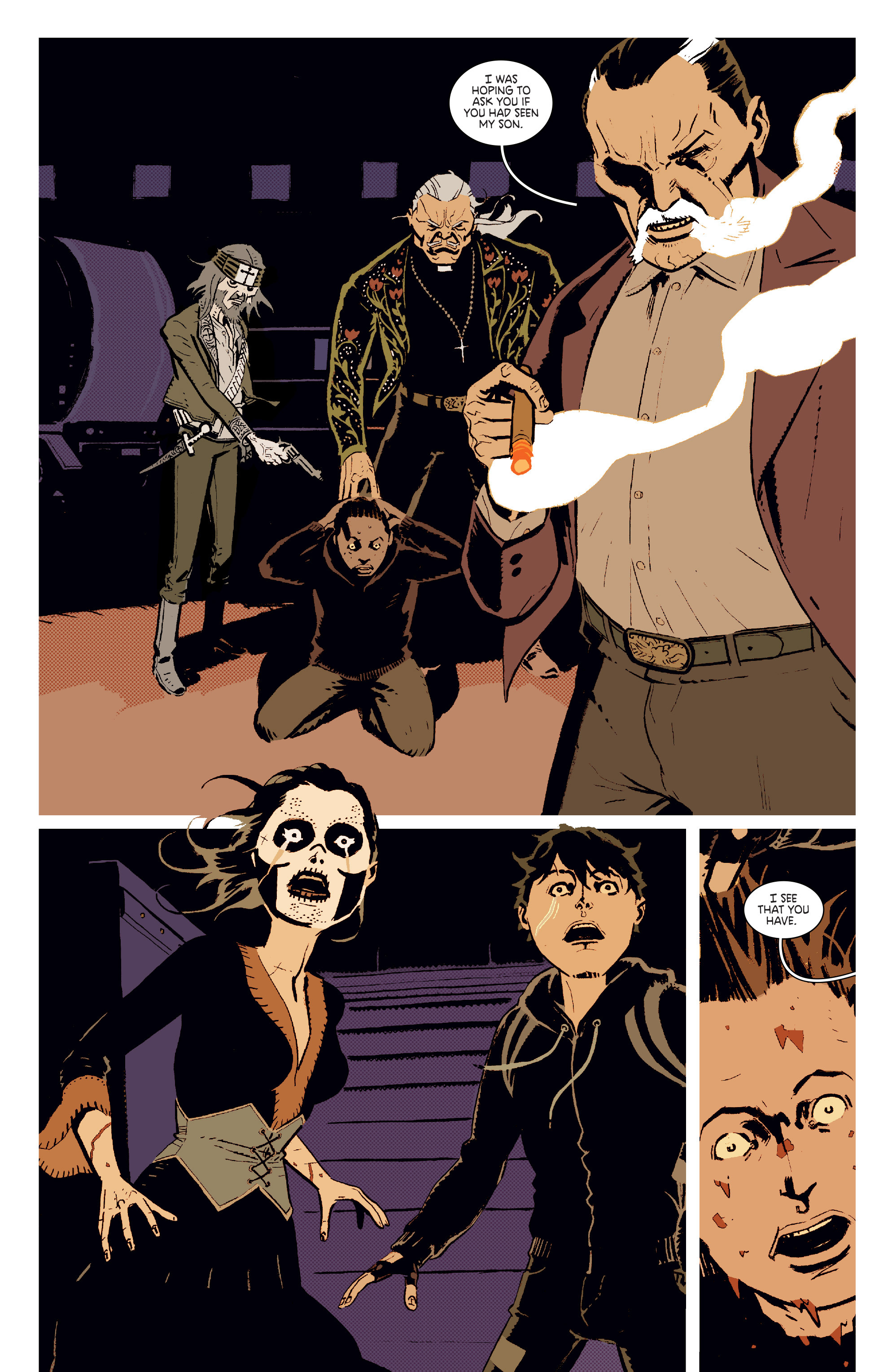 Read online Deadly Class comic -  Issue #11 - 24
