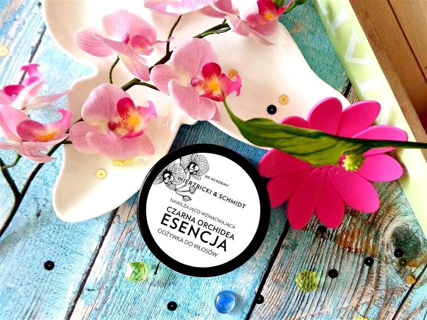 zdjęcie esencji czarna orchidea WS Academy