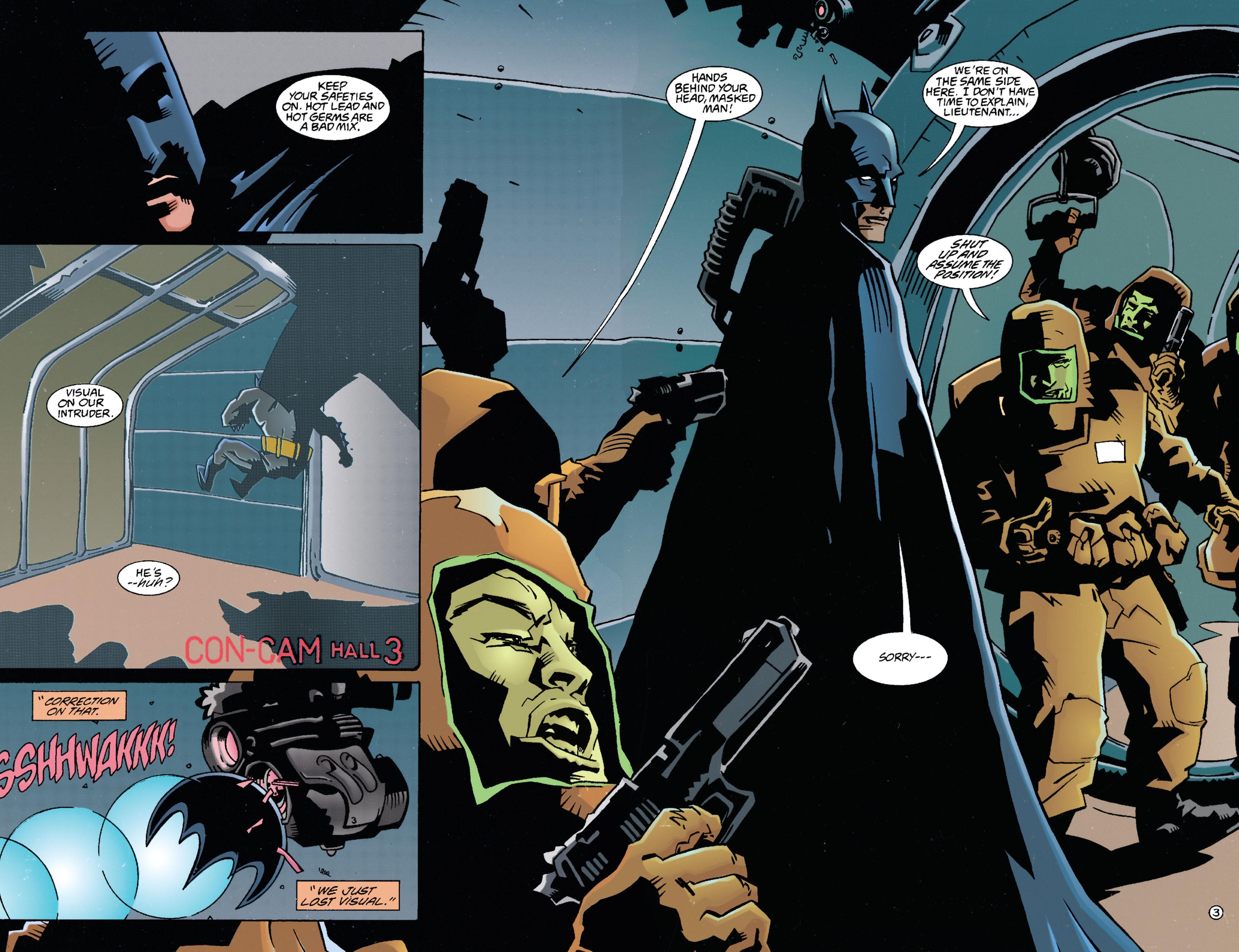Detective Comics (1937) 695 Page 2