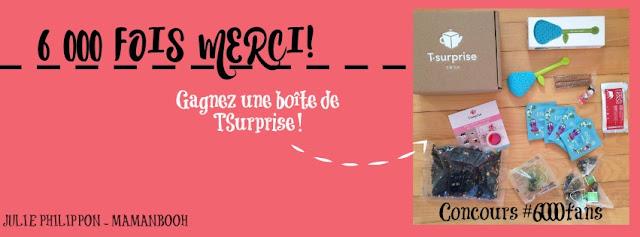 6 000 fois merci! #Facebook #concours #6000fans
