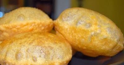 طريقة الخبز الهندي المقلي