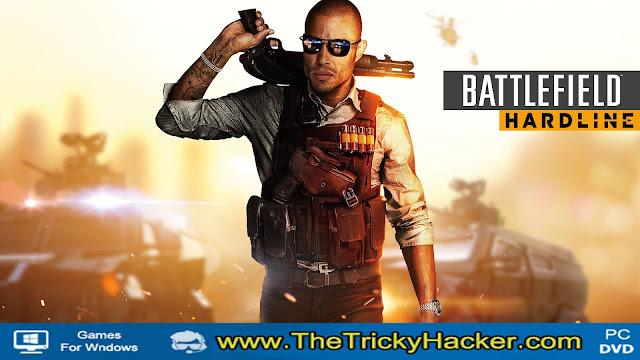 Battlefield Hardline Free Download Full Version Game PC