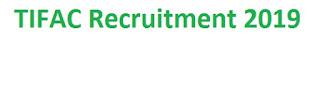 TIFAC Recruitment 2019-at www.tifac.org 01 Accounts Assistant Vacancies   Application Form