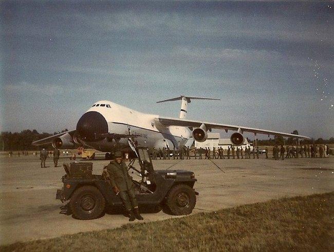 Военная авиа база США в Таиланде
