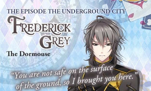 Frederick Grey