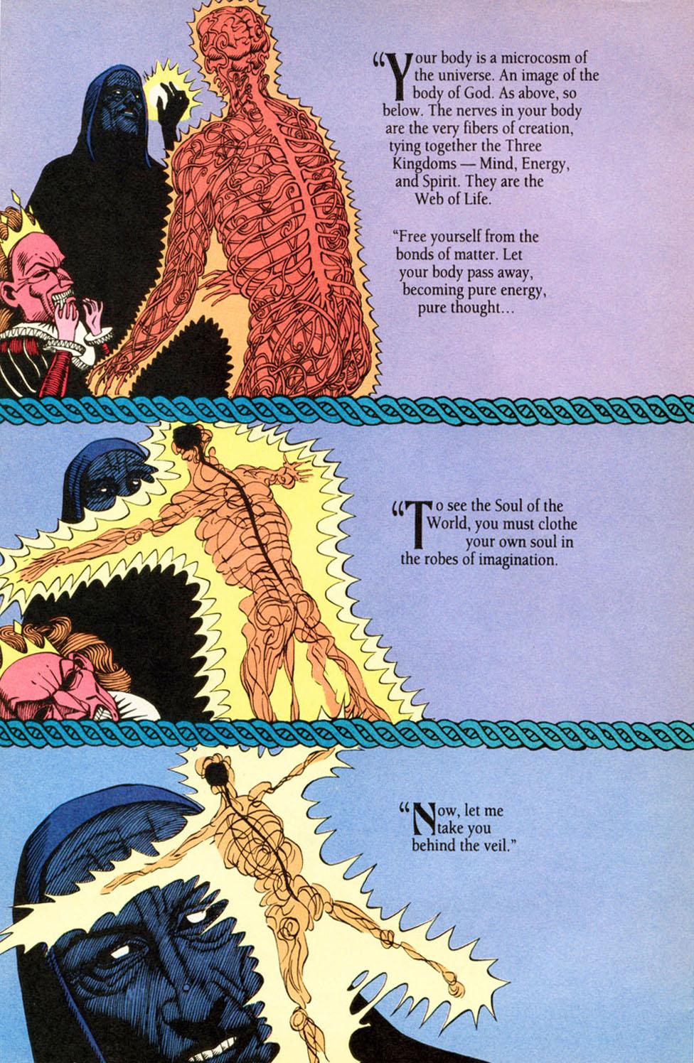 Read online Animal Man (1988) comic -  Issue #87 - 3