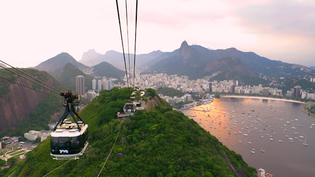 Rio de Janeiro - the charming city of Brazil - One of the most beautiful cities in the world