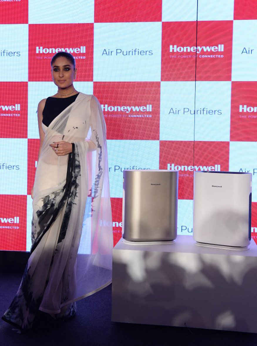 Kareena Kapoor at Honeywell Promotional Event In New Delhi
