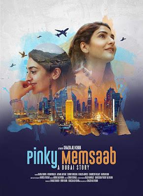 Pinky Memsaab 2018 Urdu 720p WEBRip ESub 1GB