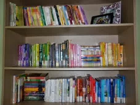 Tips Cara Menata Koleksi Buku