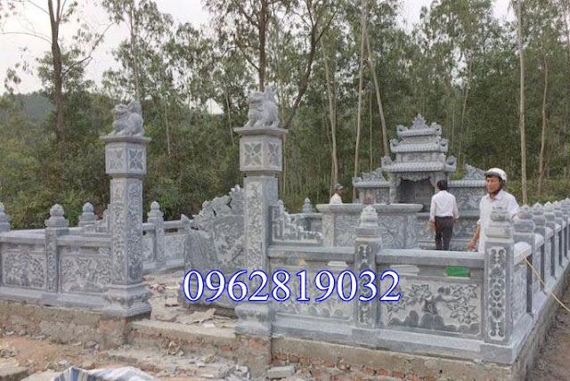 Khu lăng mộ đá xanh