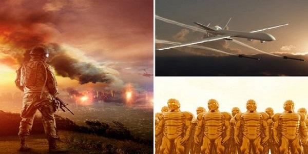 Αποκαλυπτικό! Αυτά θα είναι τα υπερόπλα του Τρίτου Παγκοσμίου Πολέμου | Εικόνες - Βίντεο
