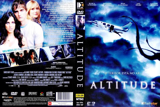 Capa DVD Altitude
