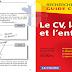 كتاب لتعلم كتابة رسالة أو السيرة الذاتية باللغة الفرنسية Le CV ,La lettre,L'entretien