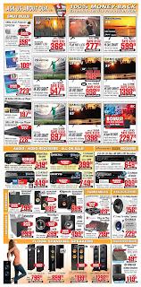 2001 Audio Video Flyer Canada July 20 - 26, 2018
