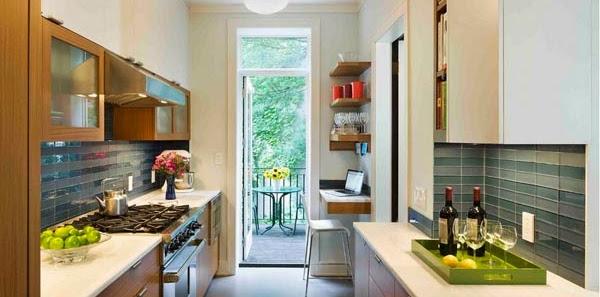 Dekorasi Desain Dapur Imut Terbaru