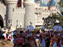 Disneyland Paris 25th Anniversary Grand Celebration