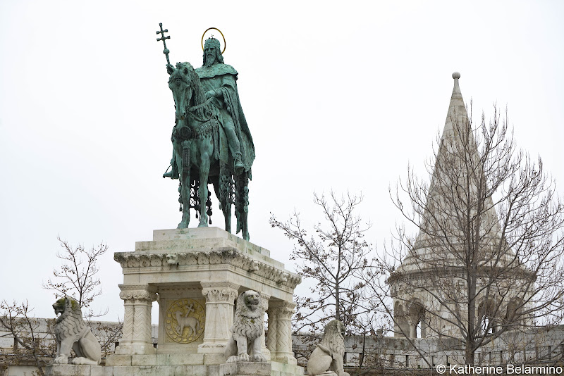 Fisherman's Bastion What to Do in Budapest in One Day