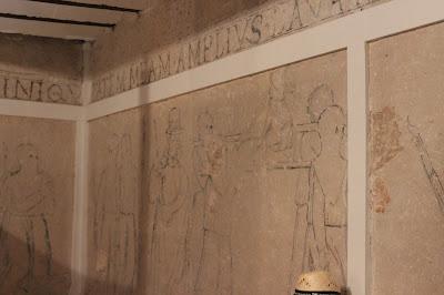 Pinturas murales de la ermita de Ntra. Sra. de los Remedios