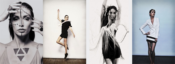 Studio collaboration with Margaret Zhang - Shine by Three; Photography by Kent Johnson.