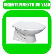 Desentupimento Vaso Sanitário no Rebouças em Curitiba