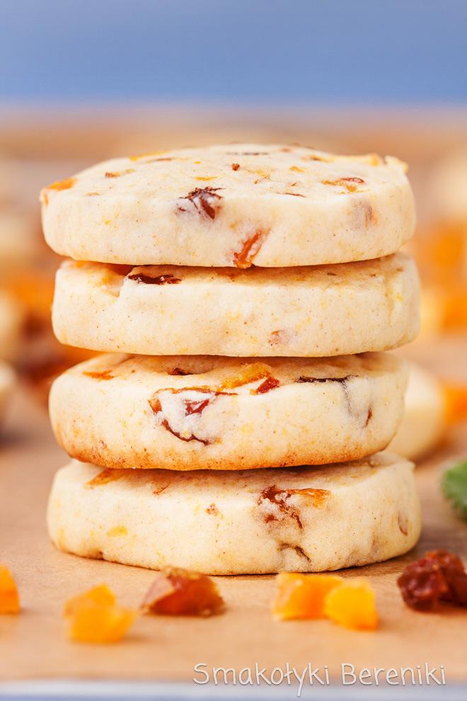 Bakaliowe kruche ciasteczka