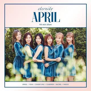 Download Mp3, VIdeo, MV, [Full Album] APRIL – 4th Mini Album 'eternity'