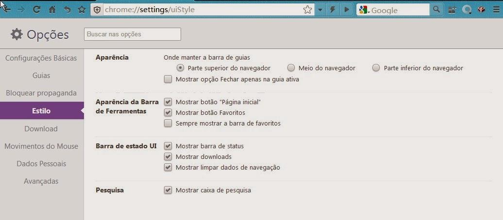 Web Psafe navegue na internet