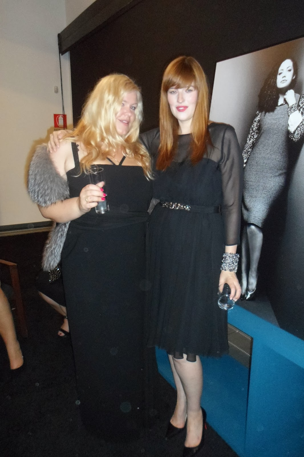 12 blogger curvy presentano la nuova campagna di Marina Rinaldi ... 31a32a76cdd