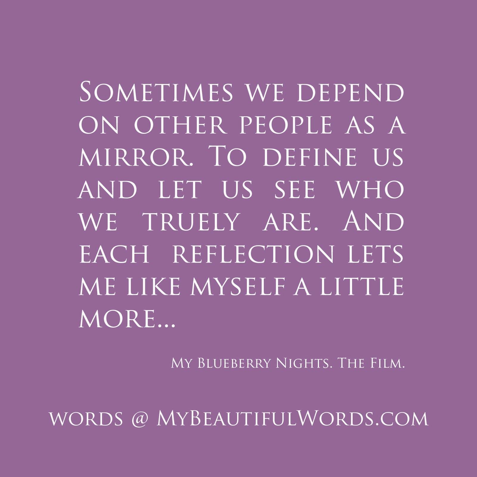Mirror Reflection Quotes. QuotesGram