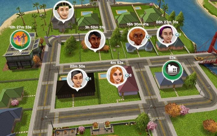 how do you build a dating relationship on sims freeplay