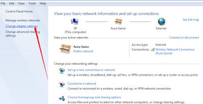 Menyambungkan PS3 Ke Laptop Dengan LAN 2