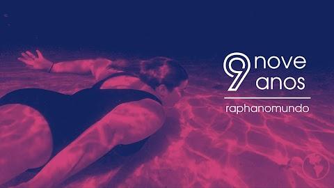 9 anos nadando e blogando
